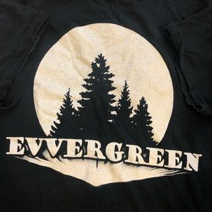 Tops - Evvergreen hipster indie band graphic t shirt 🌲🌲